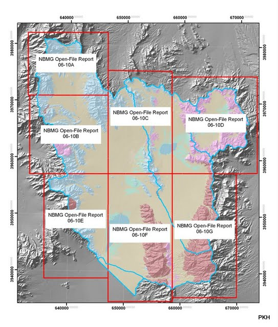 Nevada Bureau of Mines and Geology on